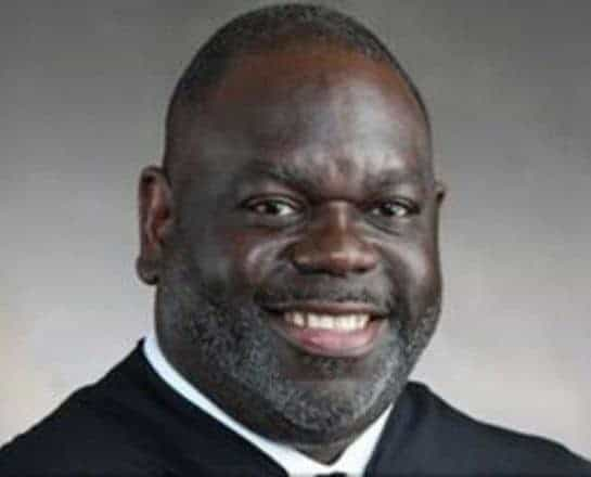 Judge Reeves delivers long, riveting speech to white defendants in hate crime sentencing