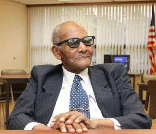 Willie Rogers, one of the oldest living members of the Tuskegee Airmen, turns 100 on March 4, 2015.