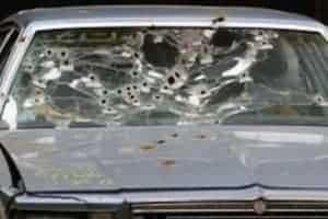 bullet-riddled-car