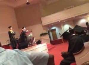 Principal fired for racially charged comment at graduation