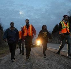 NAACP journey for justice