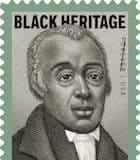 Richard Allen stamp