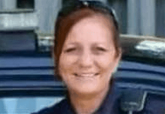 Officer Sherry Hall