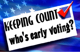 early voting stats