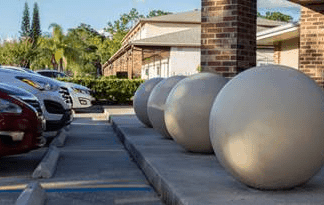 childcare center safety barriers