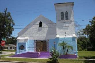 Roof of Historic Black House of Prayer Collapses