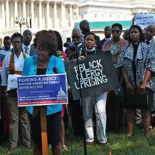 #BlackClergyUprising: A 'Call to Action'