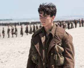 soldiers at Dunkirk