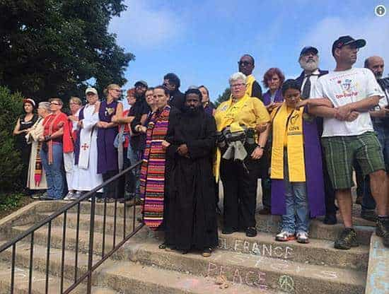 Church Leaders Unite in Opposition to Hate