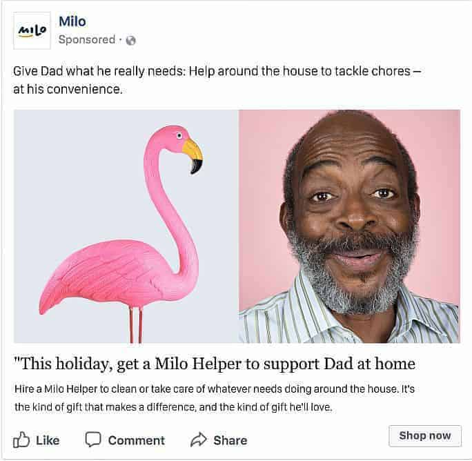 Milo launches most innovative holiday gift for seniors to prepare, enjoy and thrive during and after the festive season on-demand