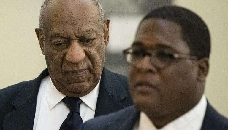 Spokesman: Cosby Lawyers to Seek Early Release Because of Pandemic