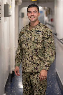 "On a Small Island with a Big Mission, Orlando Native Supports the Navy's ""Silent Service"" Half a World Away in Guam"