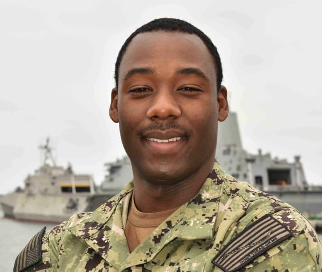Hometown Heroes: Orlando Native Serves in Navy Hunting Mines in the Pacific