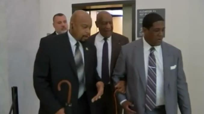 Former DA's Bombshell Affidavit Could Clear Bill Cosby