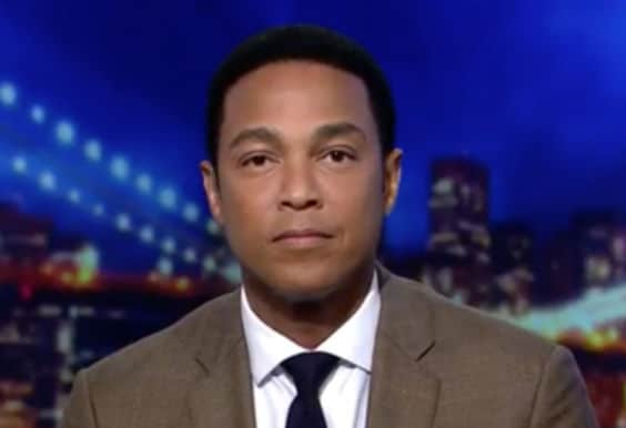 No Charges for Self-Proclaimed Racist Who Threatened Don Lemon's Life