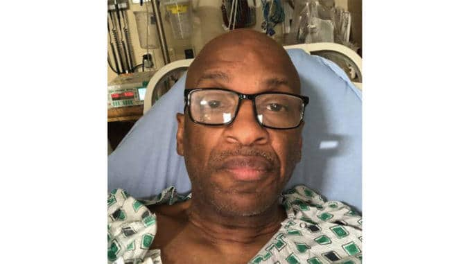 Gospel Singer Donnie McClurkin in Serious Car Accident