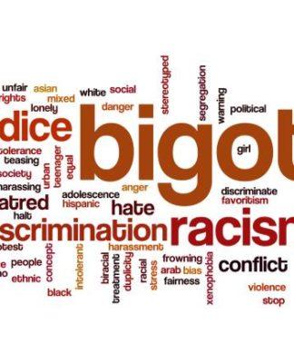 bigotyry and inequality