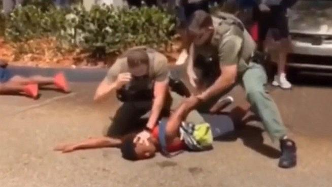 Crump, NAACP, NNPA to Demonstrate after Police Brutality Incident in Florida