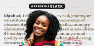 redefine black