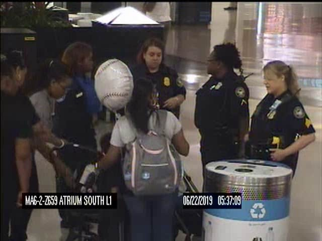 Woman Arrested After Trying To Kidnap Kids From Atlanta Airport [VIDEO]