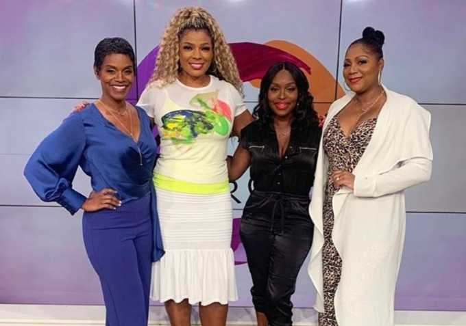 Sherri Shepherd, Angie Stone Join The Ladies of Sister Circle