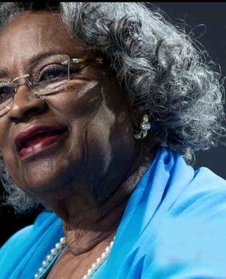 Civil rights stalwart Juanita Abernathy has died