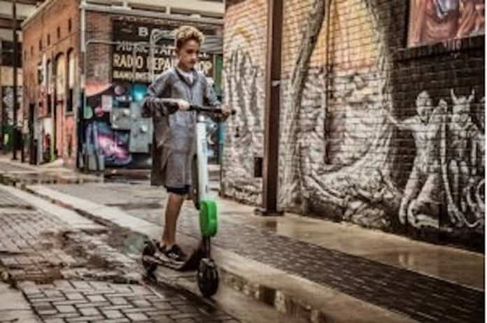 e-scooter popularity on the rise