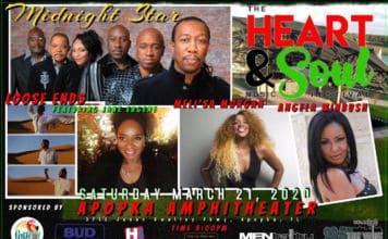 Heart & Soul concert in Apopka