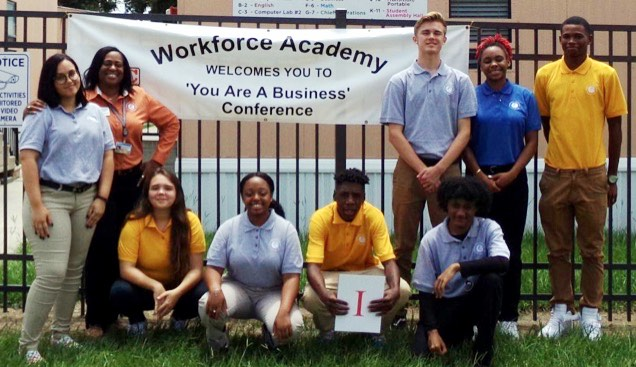Workforce Academy in 2020 Moving Forward with Excitement and Teamwork