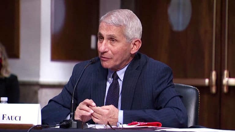 Dr. Anthony Fauci Warns U.S. Could Soon Record 100,000 Coronavirus Cases a Day