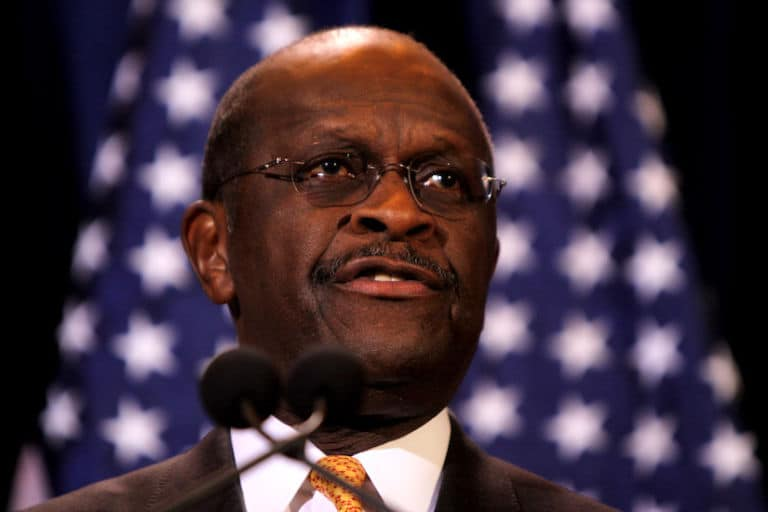 Herman Cain Loses Battle with CoronaVirus; Dead at 74