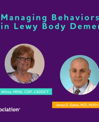 Lewy body Dementia panel
