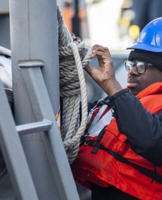 Seaman Lashawn Jackson
