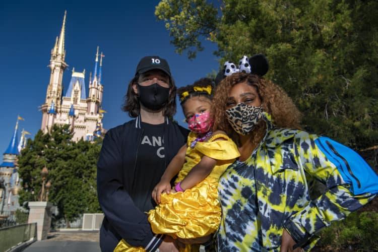 Serena Goes to Disney World