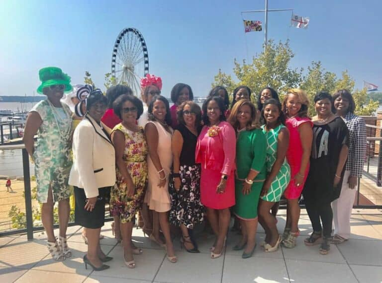 Alpha Kappa Alpha Honors Legacy of Black Wall Street