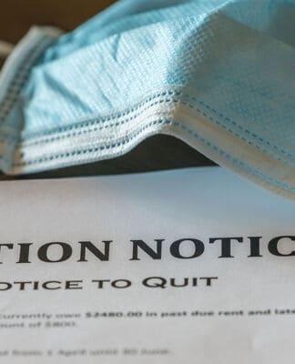 evictions moratorium