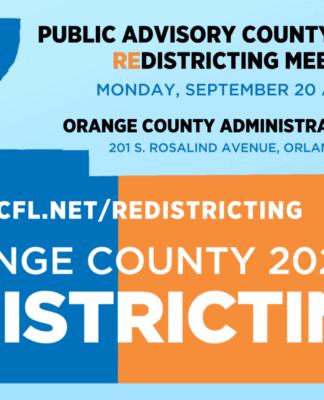 Orange County Advisory Committee Meeting